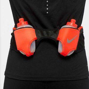 Nike Unisex Double Flask Hydration Belt 20oz